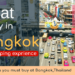 What to buy in Bangkok