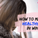 How to maintain healthy hair in winter